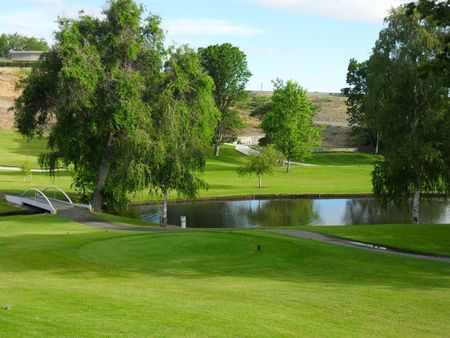 Overview of golf course named Tri Cities Golf Course