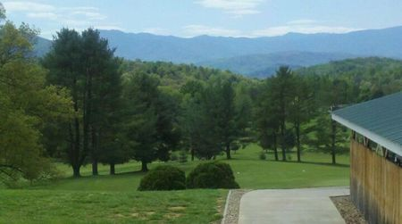 Smoky mountain country club cover picture