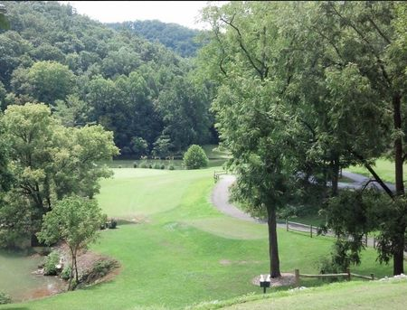 Steel Creek Golf Course Cover Picture