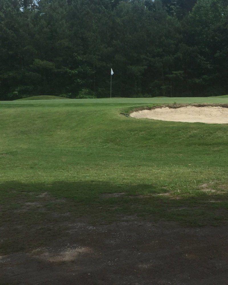 Aeropines golf club cover picture