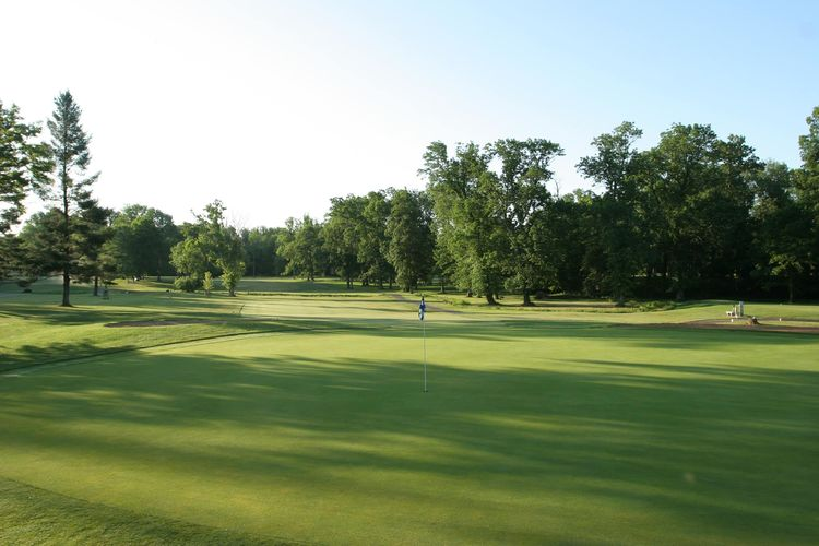 Algonkian golf course cover picture