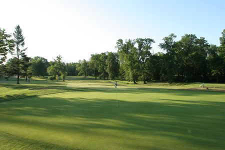 Overview of golf course named Algonkian Golf Course