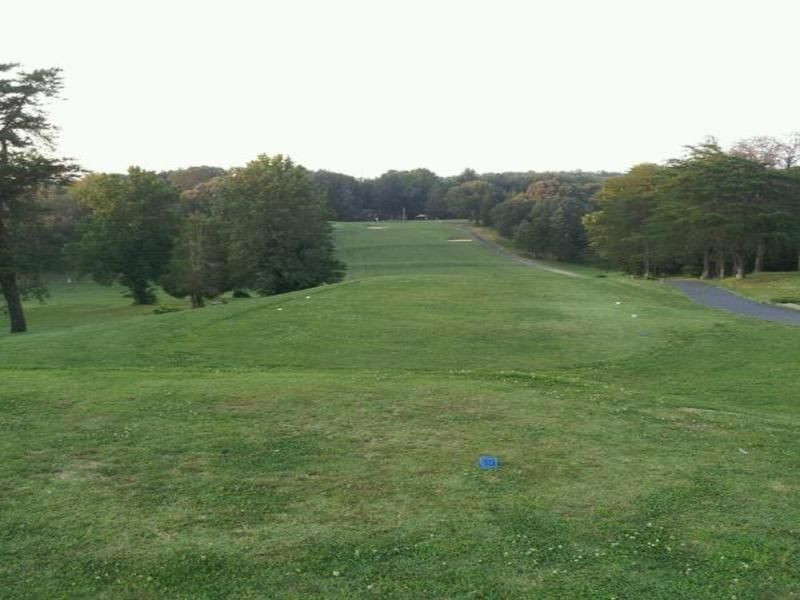 Aquia harbour golf and country club cover picture