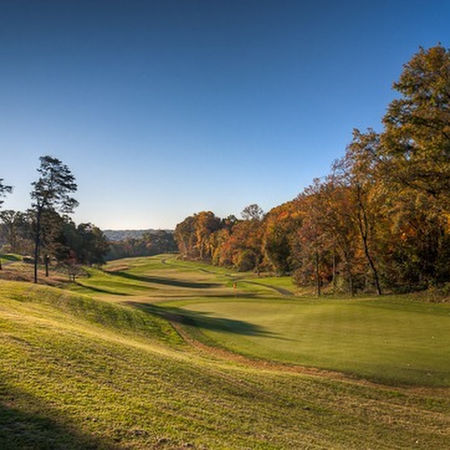 Overview of golf course named Army Navy Country Club - Arlington