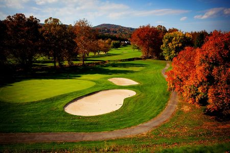 Overview of golf course named Blacksburg Country Club