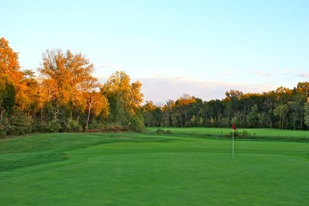 Overview of golf course named Broad Run Golf and Practice Facility