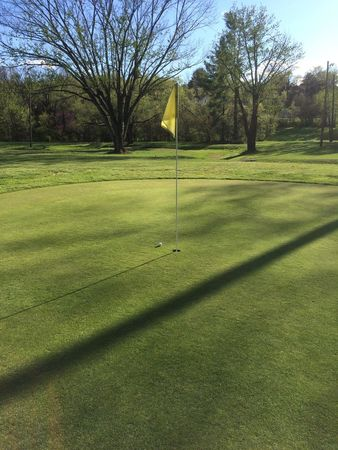 Overview of golf course named Brookside Par 3 Golf Club