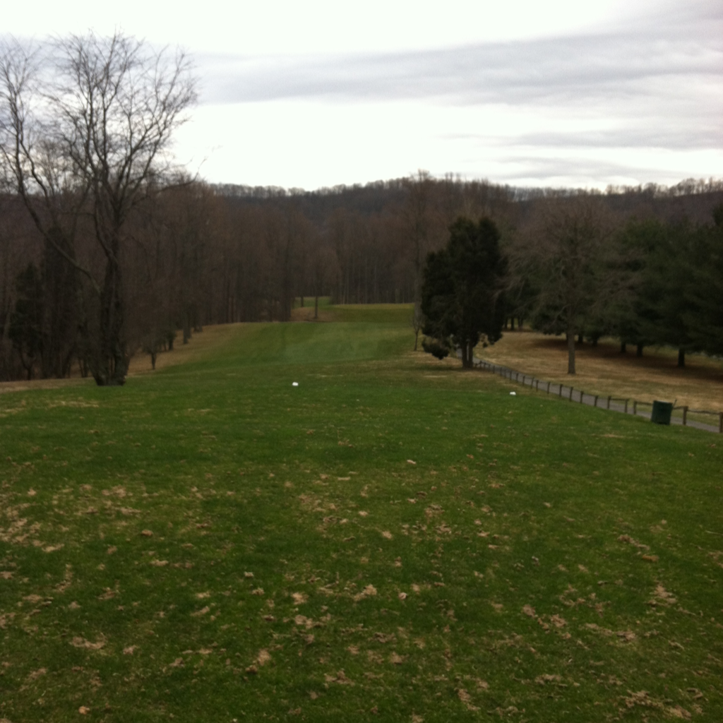 Castle rock golf and recreation cover picture