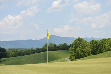 Overview of golf course named Caverns Country Club and Resort