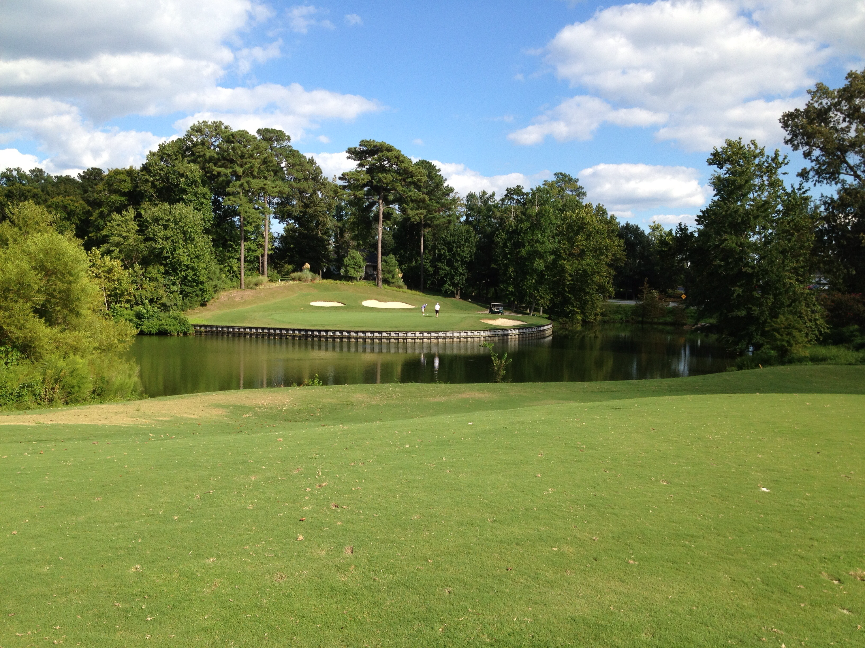 Cypress creek golfers club cover picture