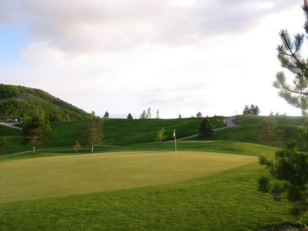 Eaglewood Golf Course Cover Picture
