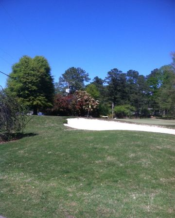 Overview of golf course named Elizabeth Manor Country Club