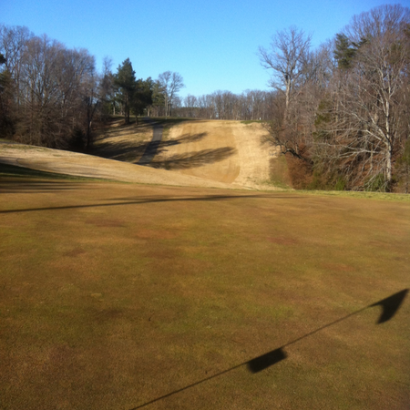 Fort Belvoir Golf Club Cover Picture