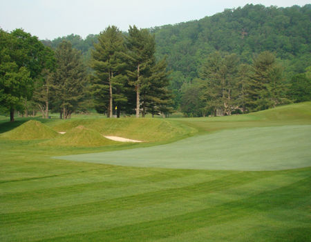Greenbrier Hills Golf Club Cover Picture