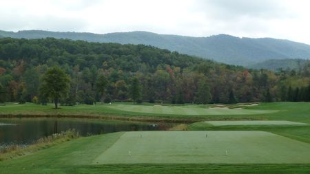 Overview of golf course named Greenbrier Sporting Club (Snead)
