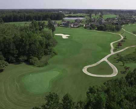 Heron ridge golf club cover picture