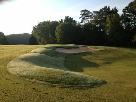 Hollows Golf Club, The Cover Picture
