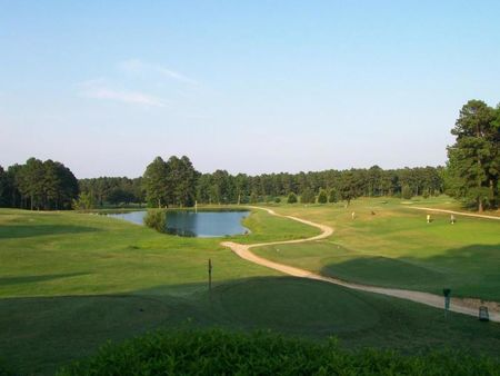 Lake Gaston Golf Club Cover Picture