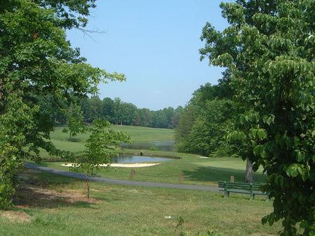 Lake Monticello Golf Course Cover Picture
