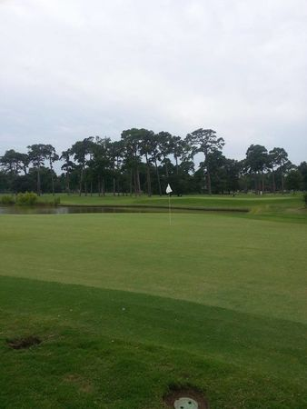 Ocean View Municipal Golf Course Cover Picture