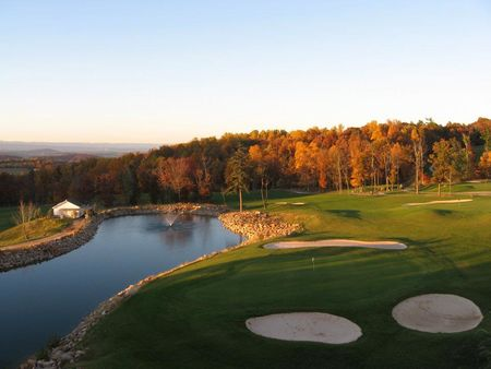 Overview of golf course named Packsaddle Ridge Golf Course