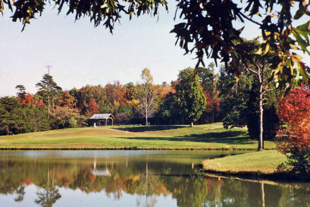Overview of golf course named Ringgold Golf Club