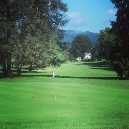 Saltville Golf Course Cover Picture