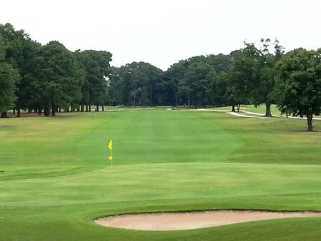 Sewells Point Golf Course Cover Picture