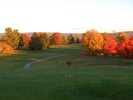 Shenandoah valley golf club cover picture