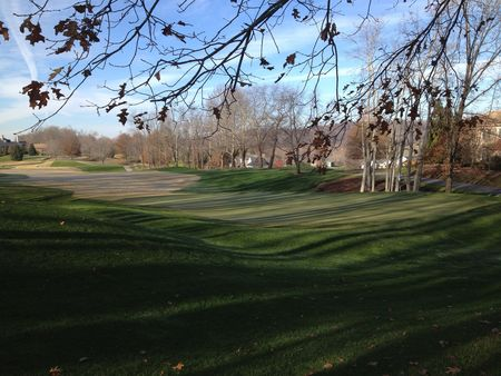 Virginian Golf Club, The Cover Picture