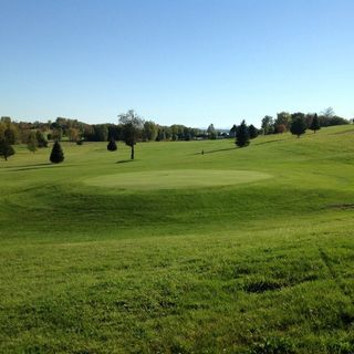 Alburg country club cover picture
