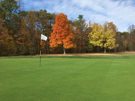 Ralph Myhre Golf Course, The Cover Picture