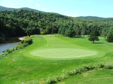 White River Golf Club Cover Picture