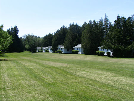 Overview of golf course named Wilcox Cove Cottages and Golf