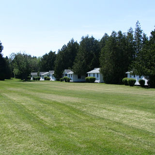 Wilcox Cove Cottages And Golf Golf Course All Square Golf