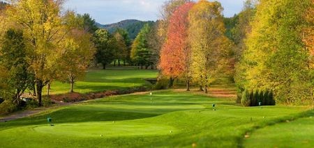 Woodstock Inn and Resort Golf Club Cover Picture