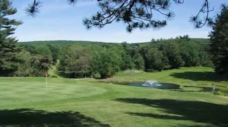 Cedar Knob Golf Course Cover Picture