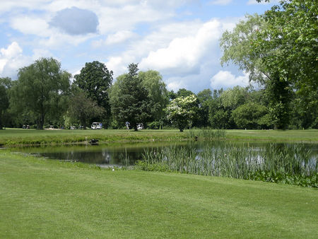 Chanticlair golf club cover picture