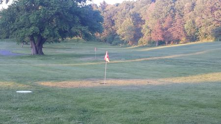 Copper hill golf club cover picture