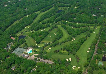 Country Club of New Canaan Cover Picture