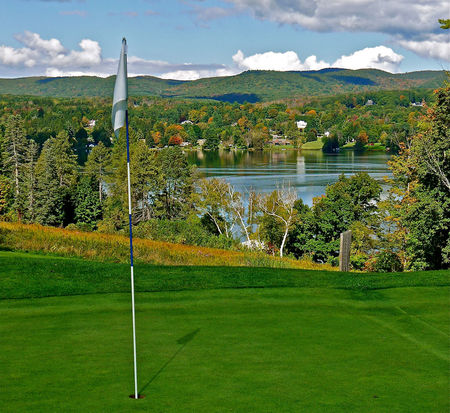Hotchkiss School Golf Course Cover Picture