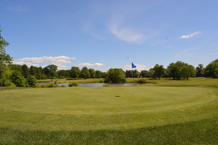 Keney Park Golf Club Cover Picture