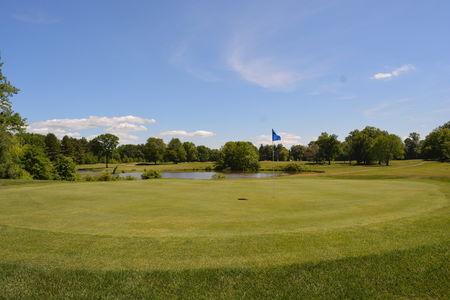 Keney Park Golf Club Cover