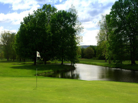 Lyman Orchards Golf Club Cover Picture