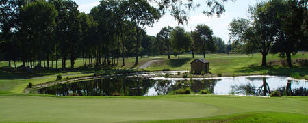 Overview of golf course named Madison Country Club