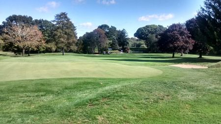 Mill River Country Club Cover Picture
