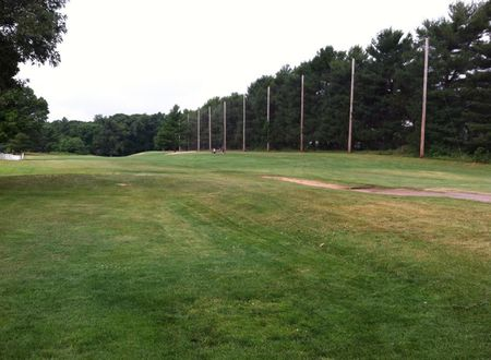 Minnechaug Golf Course Cover Picture