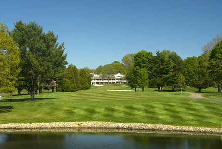 Race Brook Country Club Cover