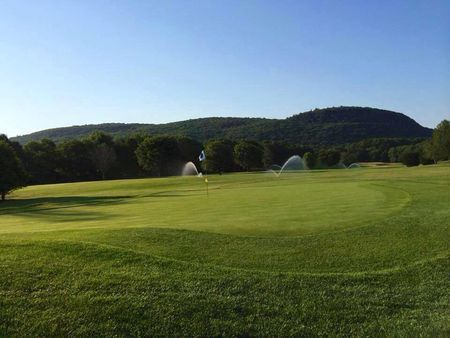 Sleeping Giant Golf Course Cover