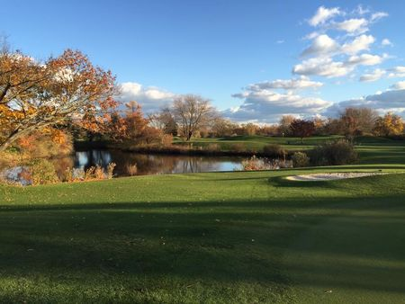 Overview of golf course named South Pine Creek Golf Course
